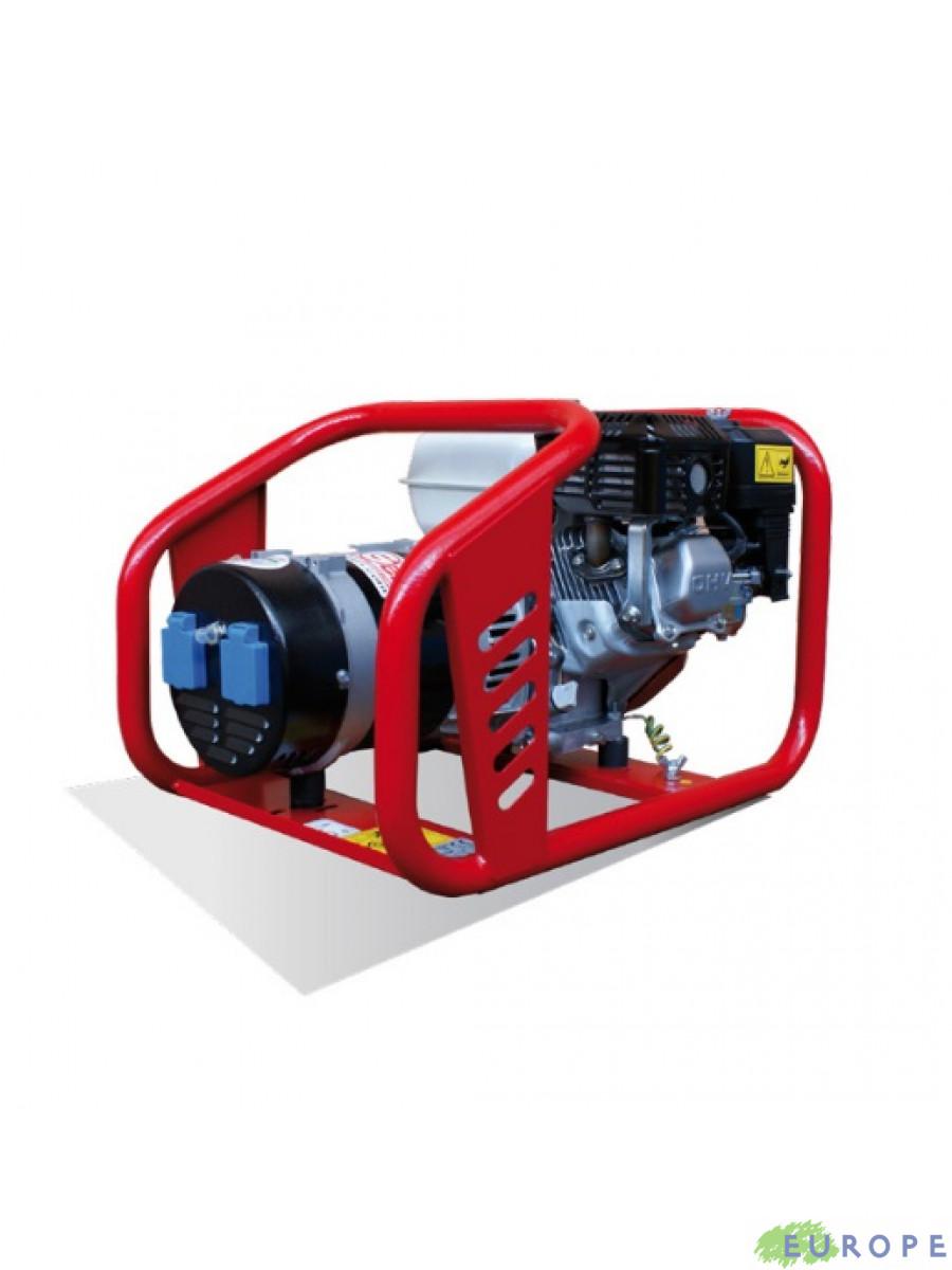 Generatore di corrente tecnogen h5000 monofase motore for Generatore di corrente honda usato