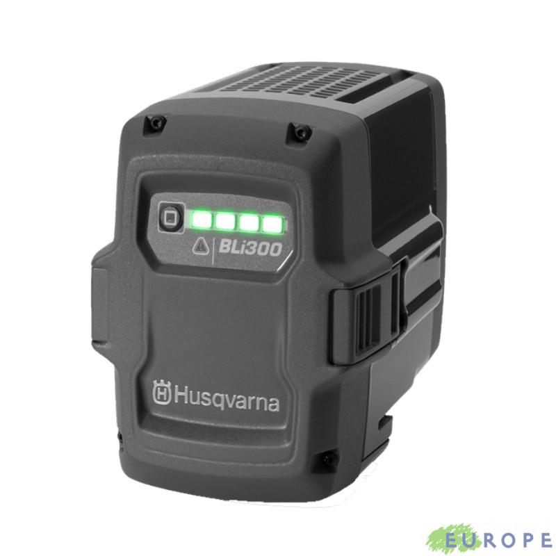 batteria husqvarna Bli300