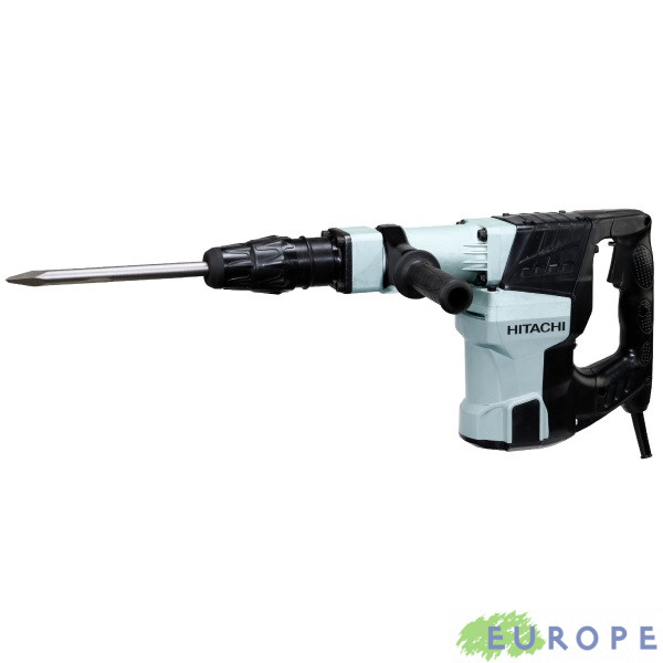 MARTELLO DEMOLITORE HITACHI H60MC SDS-MAX 22 JOULE 1250 WATT PROFESSIONALE