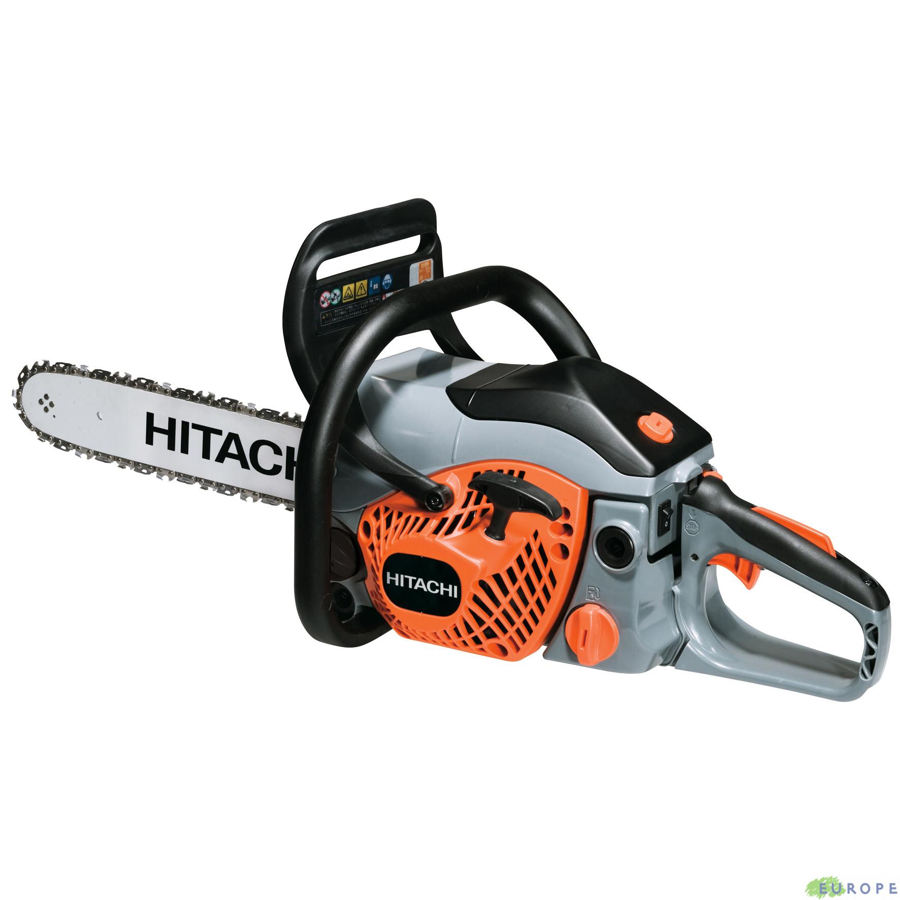 MOTOSEGA HITACHI CS33EB CON BARRA DA 40CM A SCOPPIO CILINDRATA 32.2cc