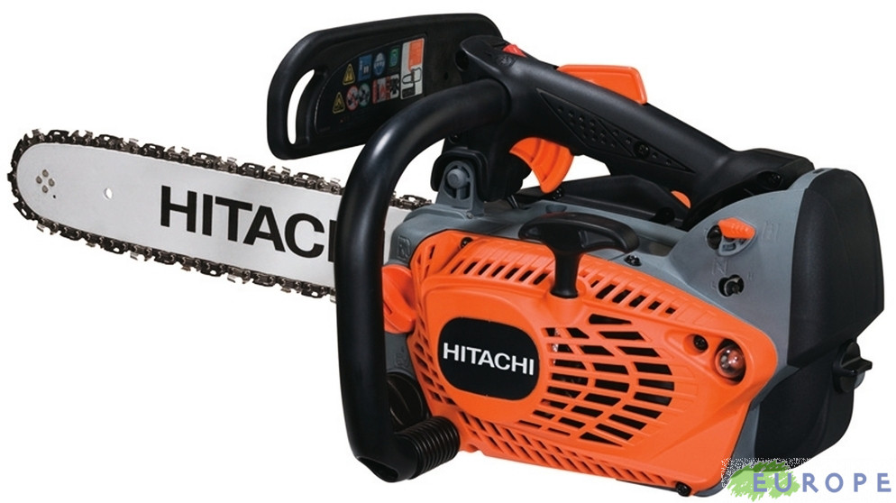 MOTOSEGA HITACHI POTATURA CS33EDTP TAGLIO PROFESSIONALE BARRA 35CM 32,2cc