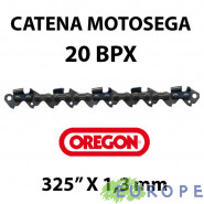 "CATENA PER MOTOSEGA - OREGON 20 BPX  .325"" - 1.3 mm"