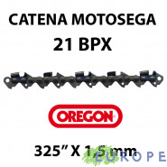 "CATENA PER MOTOSEGA - OREGON 21 BPX .325"" - 1.5 mm"