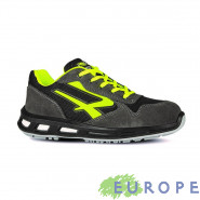 SCARPE U-POWER ANTINFORTUNISTICHE DA LAVORO YELLOW S1P SRC RL20386