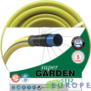 TUBO PER IRRIGAZIONE SUPER GARDEN - 50 METRI - DIAMETRO TUBO 19 mm - RR ITALIA PROFESSIONAL