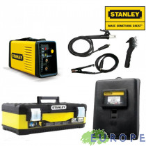 SALDATRICE STANLEY INVERTER POWER 140 CON ACCESSORI IN VALIGETTA - 125A