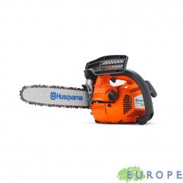 MOTOSEGA HUSQVARNA T435 CILINDRATA 35.2CC POTENZA 1.5 kW ITALIA